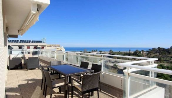 Penthouse For Sale in Denia-MPA01712