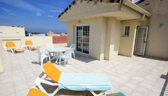Penthouse For Sale in Denia-MPA01750