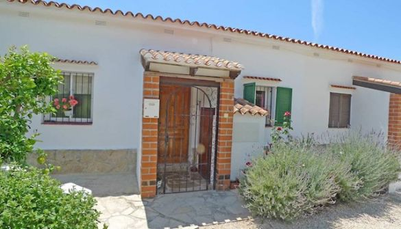 Bungalow For Sale in Benigembla-MPA00016