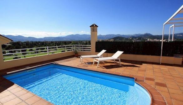 Penthouse For Sale in Oliva-MPA01889