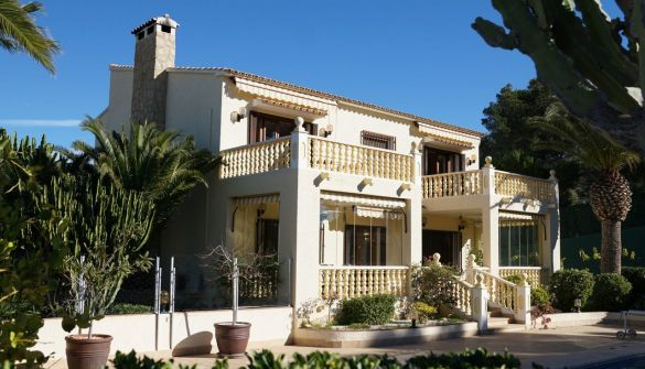 Villa in Calpe / Calp, Urbanizacion, for sale