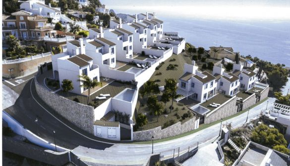 New Development of Villas in Altea