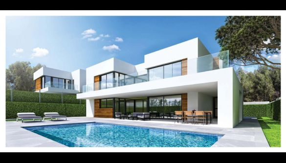 New Development of Luxury Villas in El Albir / L'Albir