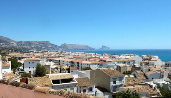 Сельский дом в Altea, Altea Old town, продажа