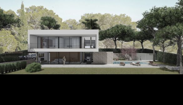 New Development of villas in Benissa