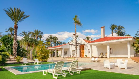 Luxury Villa in Elche, for sale
