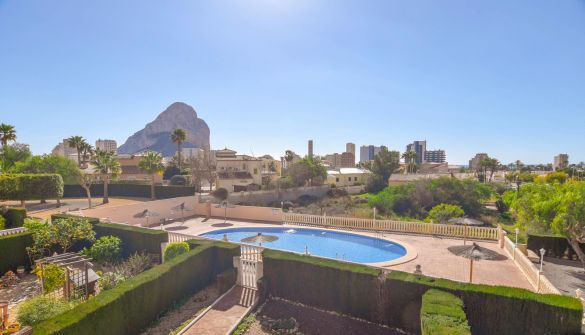 Bungalow in Calp / Calpe, Partida Enchinent, for sale