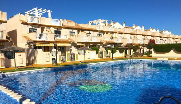 Apartment in Orihuela Costa, Cabo Roig, holiday rentals