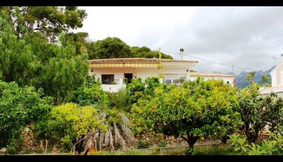 Town House in Altea, CAP-NEGRET, for sale