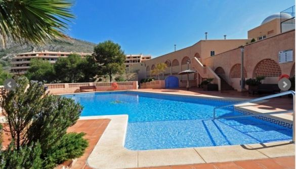 Penthouse in Altea, Mascarat Altea, holiday rentals