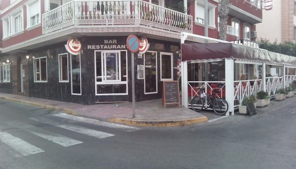 Hotels in Torrevieja, for sale