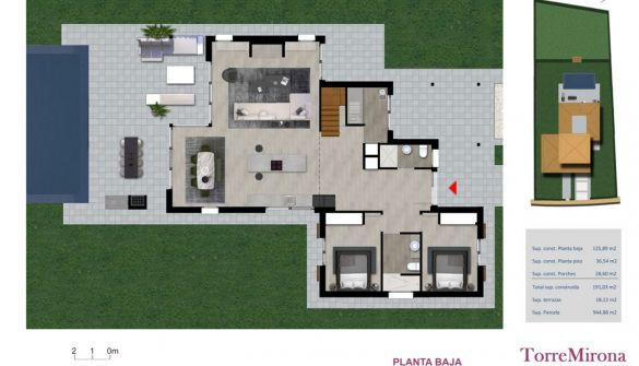 New Development of villas in Navata