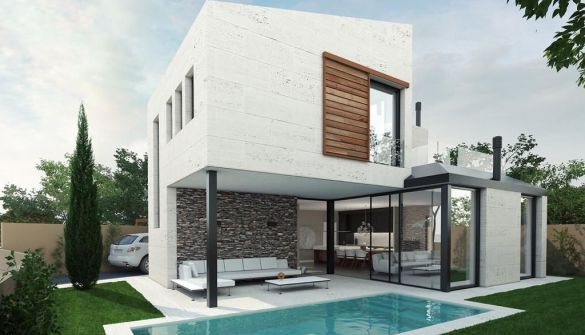 New Development of villas in Ordis