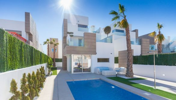 New Development of Villas in Guardamar del Segura