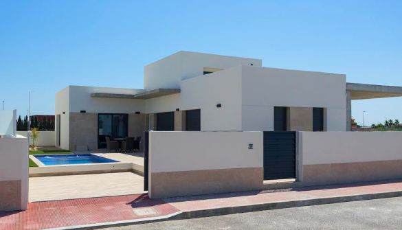 New Development of villas in Daya Nueva