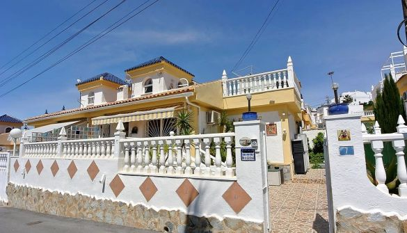 Terraced House in Rojales, CIUDAD QUESADA, for sale