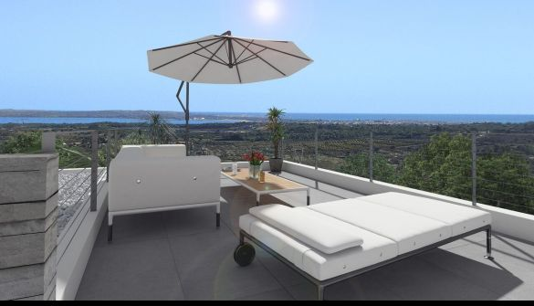New Development of luxury villas in San Miguel de Salinas