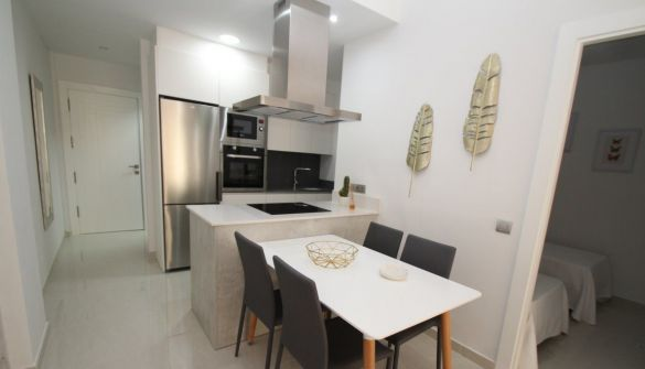 New Development of apartments in Torrevieja