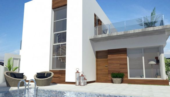 New Development of Villas in Daya Vieja