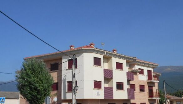 New Development of flats in Adrada, La