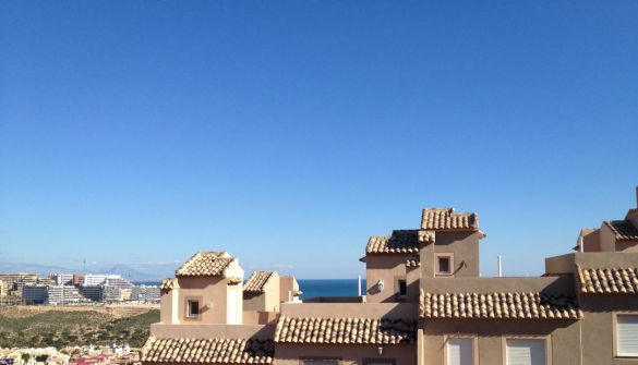 Duplex in Gran Alacant, Monte y Mar Zona Media Gran Alacant, for sale