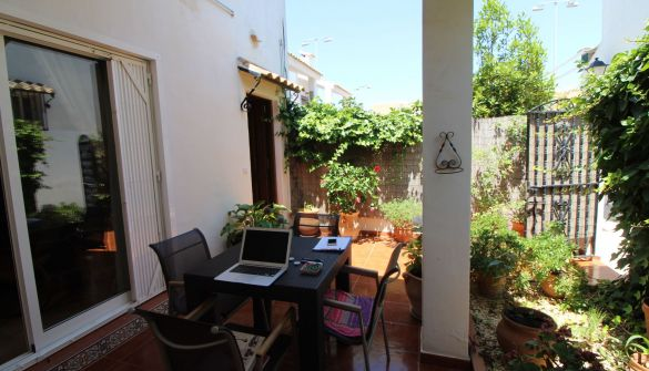 Terraced House in Gran Alacant, Don Pueblo Gran Alacant, for rent