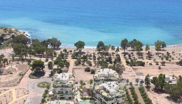 New Development of Apartments in Villajoyosa