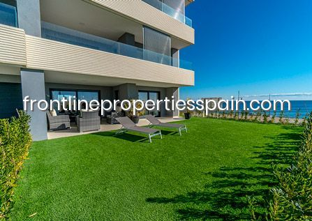 New Development of apartments in Punta Prima