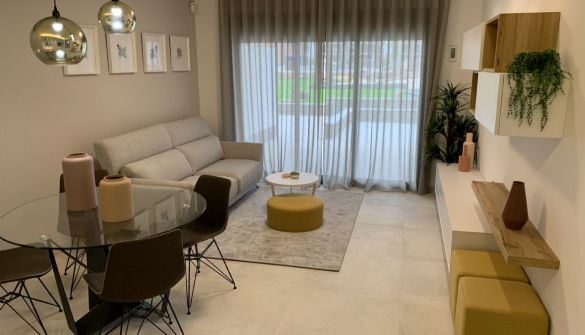 New Development of bungalows in Guardamar del Segura