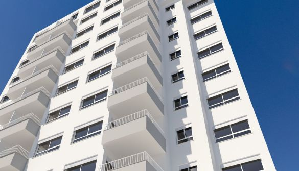 New Development of apartments in Dehesa de Campoamor