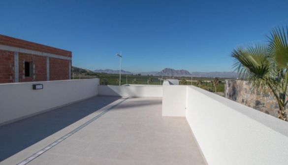 New Development of villas in Algorfa