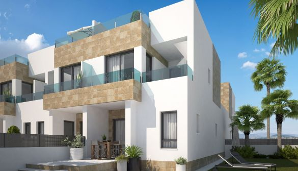 New Development of apartments in Bigastro