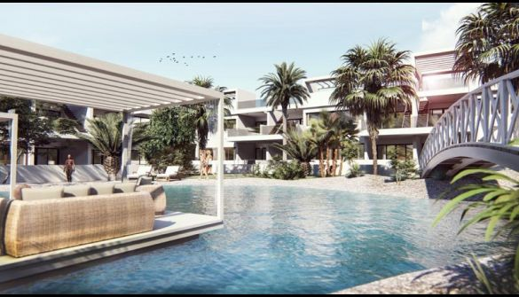 New Development of bungalows in Torrevieja