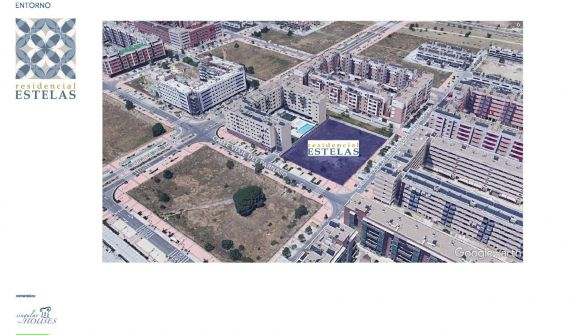 New Development of flats in Getafe