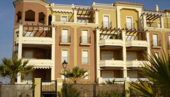 New Development of apartments in Ayamonte