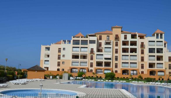 Neubauten von apartments in Ayamonte