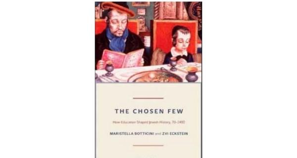 [Sách hay] Số ít được lựa chọn: Giáo dục hình thành nên lịch sử Do Thái như thế nào (70-1492)?