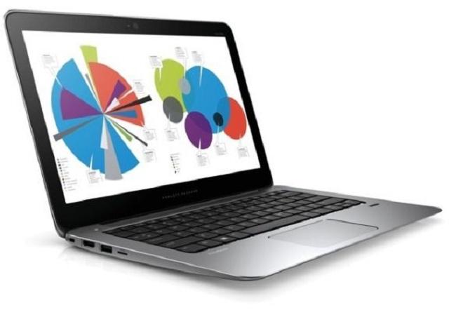 HP trình làng máy tính xách tay EliteBook Folio với khả năng chống sốc và va đập cao