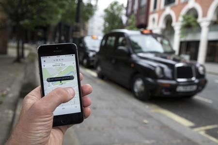 Uber là ứng dụng giúp kết nối giữa chủ xe và người cần đi xe