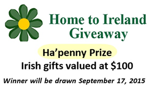 Home to Ireland Giveaway