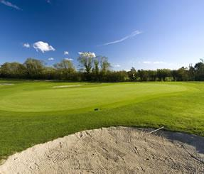 Hollystown Golf Club in Dublin, Ireland