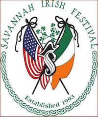 Proud Sponsor of the 2017 Savannah, Georgia Irish Festival