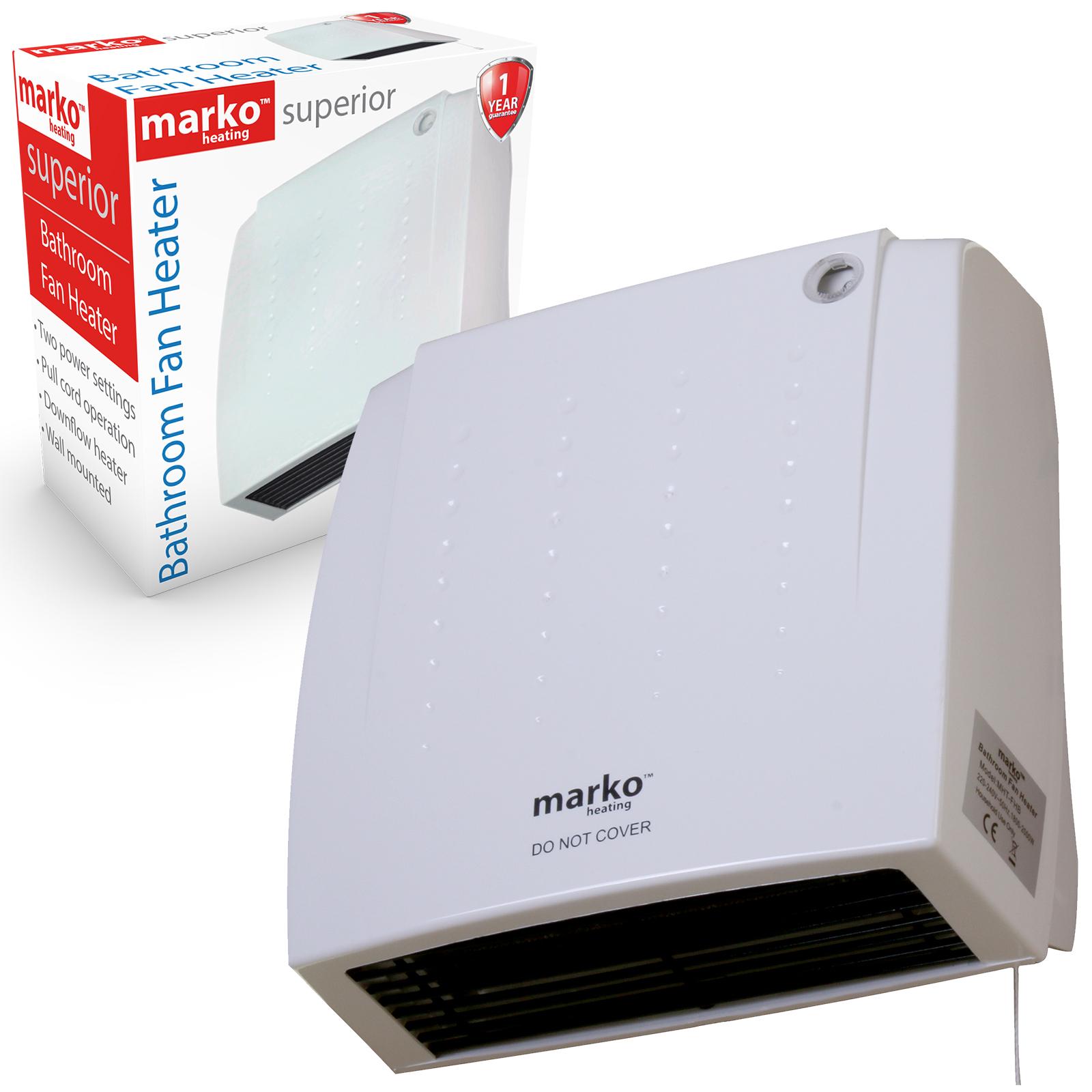 bathroom heater downflow 2kw wall mounted fan blower pull. Black Bedroom Furniture Sets. Home Design Ideas