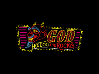 Hotdog & Rock's GOD