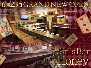 Girl`s Bar Honey メイン画像