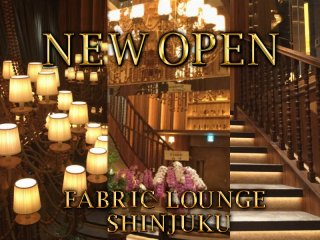 FABRIC LOUNGE SHINJUKU