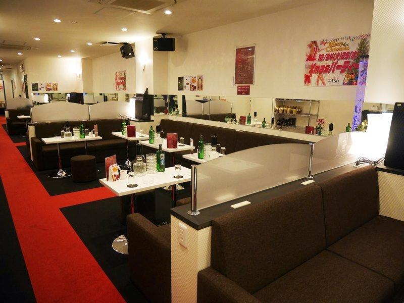 Club Ash【クラブ アッシュ】(上大岡・戸塚)