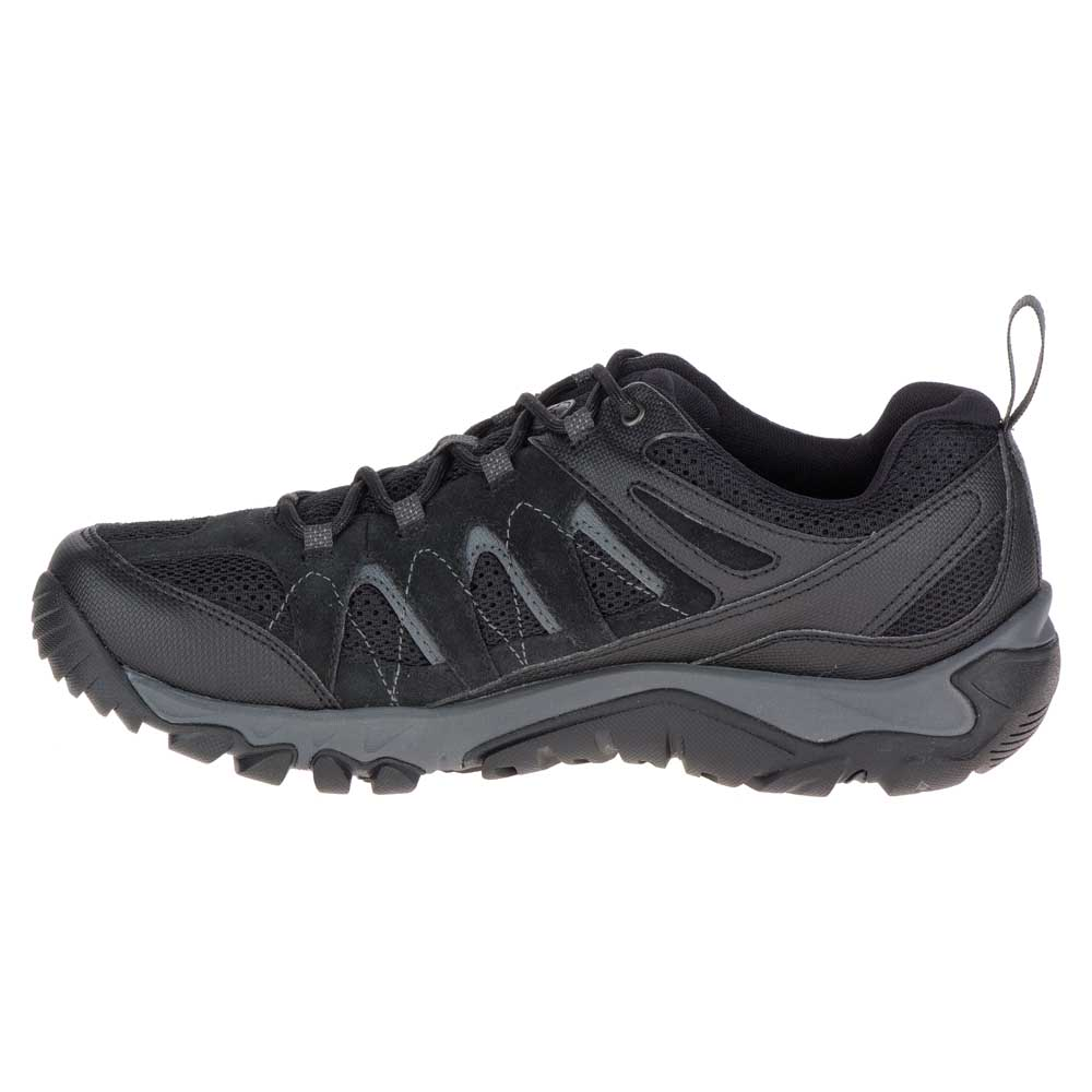 Merrell Outmost Vent Goretex Black Shoes Merrell Men´s shoes outdoor