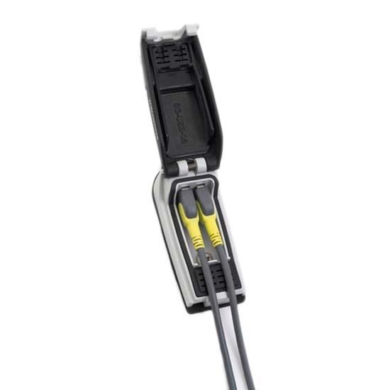 Scanstrut Waterproof Usb Socket Weiß|Schwarz T21410// Zubehör Unisex Weiß|Schwarz
