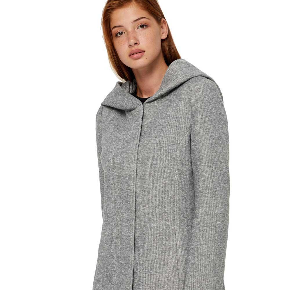 mode Vero Moda Verodona L//s Light Grey Melange Jacken Vero moda